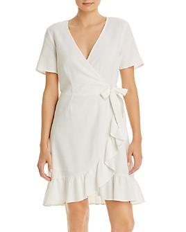 Vero Moda - Faux-Wrap Dress