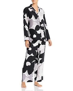 Natori Bonita Floral Print Pajama Set