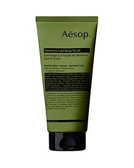 Aesop - Geranium Leaf Body Scrub 6.1 oz.