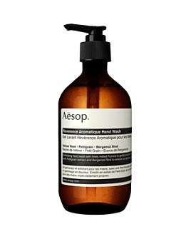 Aesop - Reverence Aromatique Hand Wash 16.9 oz.
