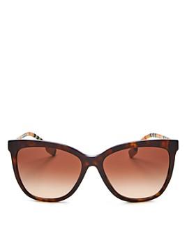 Burberry - Women's Square Sunglasses, 52mm