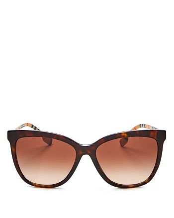 Burberry - Women's Square Sunglasses, 52mm