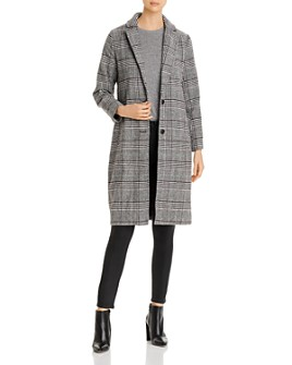 cupcakes and cashmere - Oxford Plaid Coat