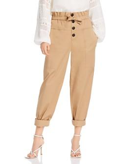 LINI - Lola Paper-Bag Pants - 100% Exclusive