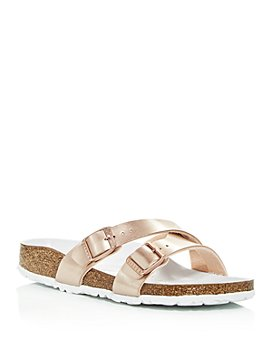 Birkenstock - Women's Yao Balance Buckle Slide Sandals