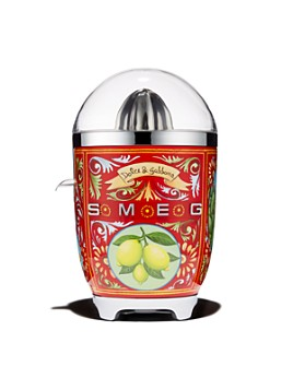 Smeg - Dolce & Gabbana Electric Citrus Juicer