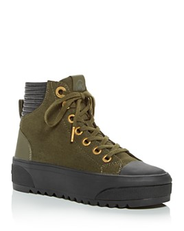 MICHAEL Michael Kors - Women's Keegan Platform High-Top Sneakers