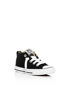 Converse - Unisex All Star Street Camo High-Top Sneakers - Toddler, Little Kid