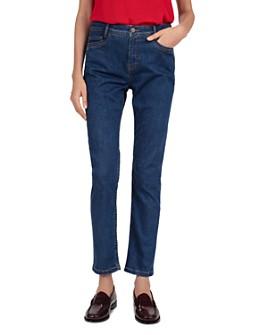 Gerard Darel - Melodie Skinny Ankle Jeans in Blue