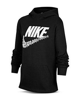 Nike - Boys' Logo Graphic Hoodie - Big Kid