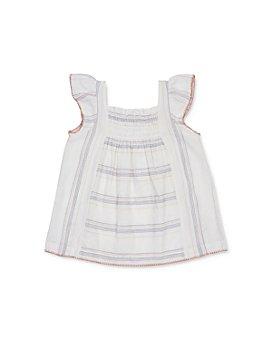 Peek Kids - Girls' Tabitha Striped Tank Top - Little Kid, Big Kid