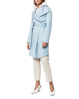 Mackage - Laila Belted Wool Coat
