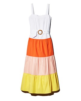 Endless Rose - Colorblocked Maxi Dress