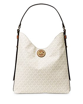 MICHAEL Michael Kors - Bowery Large Leather Shoulder Hobo