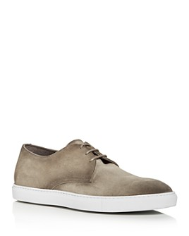 To Boot New York - Men's Grand Suede Low-Top Sneakers