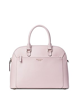 kate spade new york - Louise Medium Leather Dome Satchel