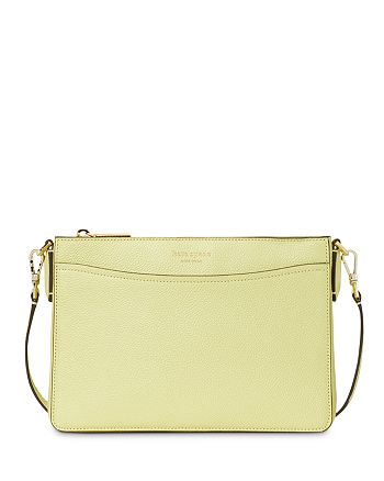 kate spade new york - Medium Leather Clutch Crossbody
