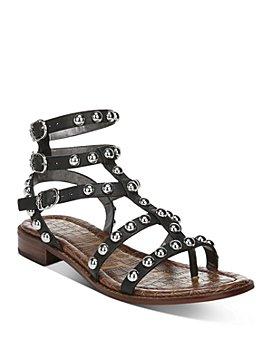 Sam Edelman - Women's Eavan Studded Strappy Sandals