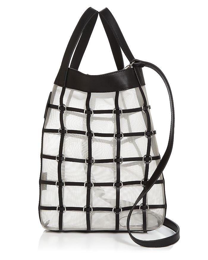 3.1 Phillip Lim - Billie Mini Twisted Cage Leather Tote