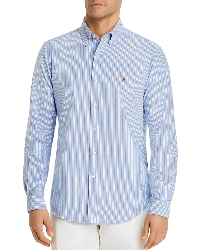 Polo Ralph Lauren - Classic Fit Tattersall Button-Down Shirt