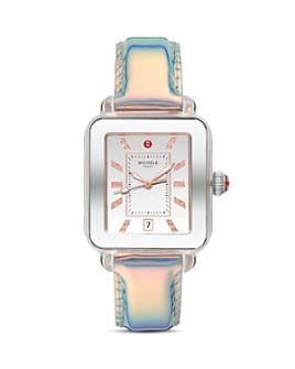 MICHELE - Deco Sport Watch, 34mm x 36mm