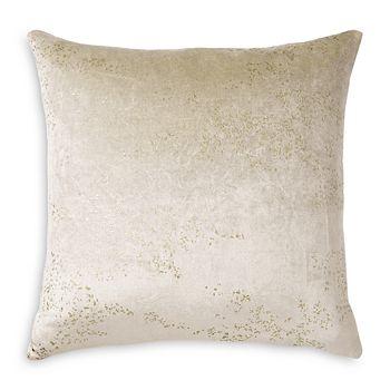 Michael Aram - Iris Speckled Textured Velvet European Sham