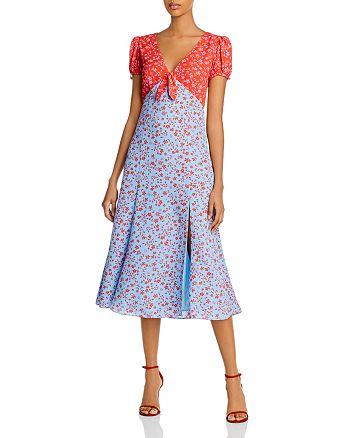LIKELY - Raffa Printed Dress