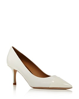 Tory Burch - Women's Penelope 65 Cap-Toe Pumps