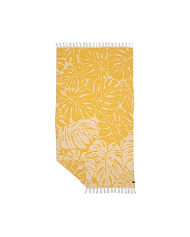 Slowtide - Tarovine Cotton Beach Towel