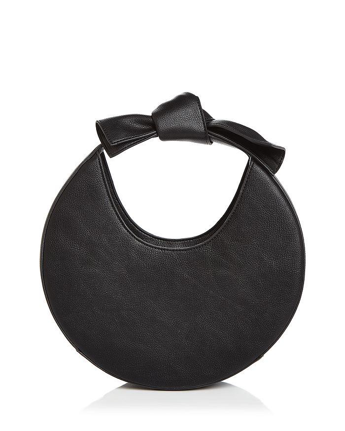AQUA - Small Circle Bow Satchel - 100% Exclusive