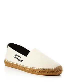 Saint Laurent - Women's Signature Espadrille Flats