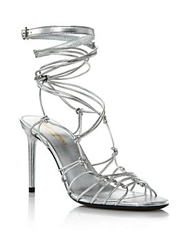 Saint Laurent - Women's Robin 85 Strappy High-Heel Sandals