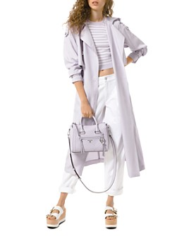 MICHAEL Michael Kors - Belted Trench Coat
