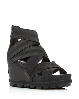 Sorel - Women's Joanie II Strappy Wedge Sandals