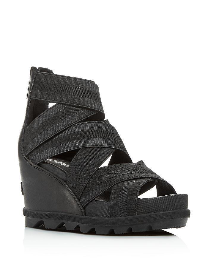 Sorel - Women's Joanie II Strappy Wedge Sandals