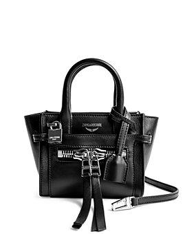 Zadig & Voltaire - Candide Nano Leather Handbag