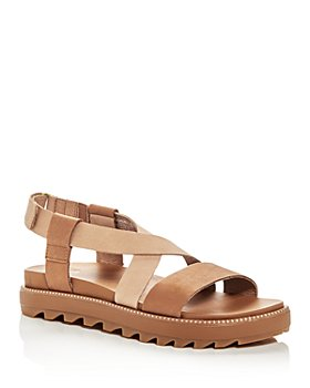 Sorel - Women's Roaming Criss-Cross Platform Sandals