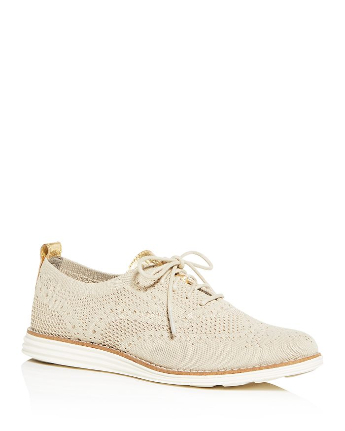 Cole Haan - Women's ØriginalGrand StitchLite Wingtip Oxfords