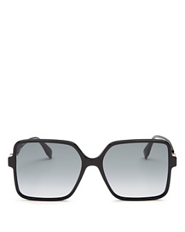 Fendi - Women's Square Sunglasses, 58mm