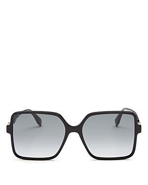 Fendi Women\\\'s Square Sunglasses, 58mm-Jewelry & Accessories