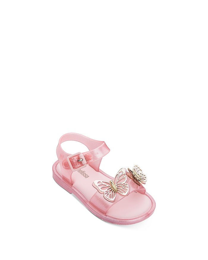 Mini Melissa - Girls' Butterfly Sandals - Walker, Toddler