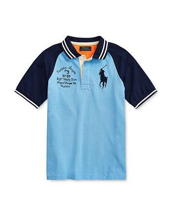 Ralph Lauren - Boys' Cotton Eastern League Polo - Big Kid
