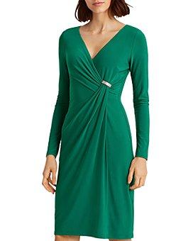 Ralph Lauren - Embellished Jersey Dress