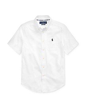 Ralph Lauren - Boys' Stretch Oxford Shirt - Little Kid, Big Kid