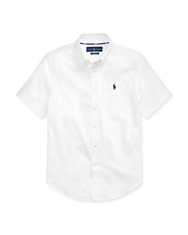 Ralph Lauren - Boys' Stretch Oxford Shirt - Big Kid