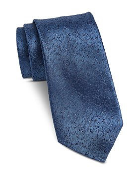 John Varvatos Star USA - Fillmore Speckled Textured Classic Silk Tie