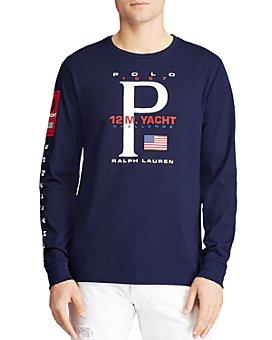 Polo Ralph Lauren - Custom Slim Graphic Logo Tee