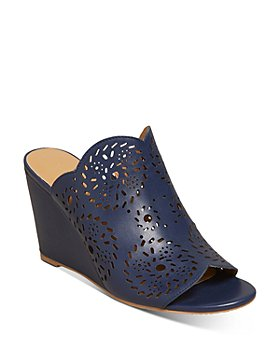 Jack Rogers - Women's Ronnie Perforated Slip On Wedge Sandals