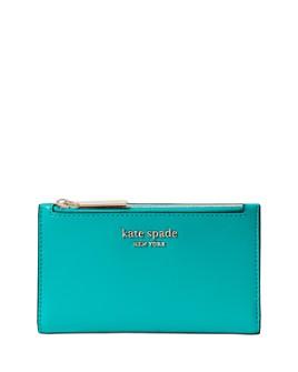 kate spade new york - Spencer Slim Bifold Leather Wallet