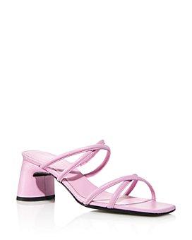 Dorateymur - Women's Arena Slip On Strappy Sandals